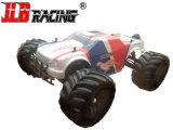 El control de radio del carro de monstruo del Ep 2.4G juega el juguete del vehículo de 4 de la rueda RC del coche hombres campo a través de alta velocidad del juguete