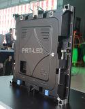 576/576의 임대료 내각을%s 가진 매우 얇은 실내 P3 LED 단계 점화 전시