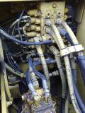 作動状態の元の安い使用された小松よいPC120-6の掘削機