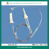 Insieme sterile a gettare di infusione