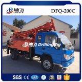 Hydraulischer LKW eingehangene bewegliche Wasser-Vertiefungs-Ölplattform für Verkauf 200m