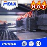 Stahlplatte mechanische CNC-lochende Maschine