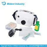 Máquina dental verde portátil de alta freqüência da raia de X