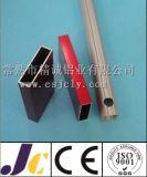 Tubo especial de alumínio com usinagem, tubo de alumínio anodizado (JC-P-83001)