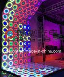 Nuevas pared del diseño de la patente y luz de la decoración de la etapa del panel del techo LED