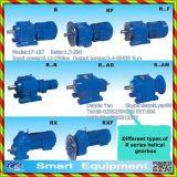 Hersteller R/RF/Rx/Rxf Helical Gearbox mit Motor