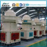 Machine de presse de boulette de coque de graine de coton de lames d'arbre d'essence de biomasse