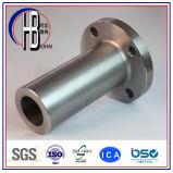 Edelstahl-Rohrfitting-Schweißens-Stutzen-Flansch, ASTM auf Verkauf