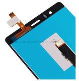 Горячая индикация LCD экрана касания сотового телефона сбывания для Bq E6.0 0750