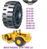 L5 OTR Gummireifen, Bulldozer-Gummireifen 29.5-25 (26.5-25 29.5-25)