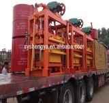 Qt4-40 neuer Typ hydraulischer Betonstein-Maschinen-Dieselpreis