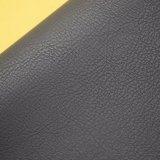Il colore scuro ha impresso il cuoio della spugna del PVC per tessuto laminato sacchetti
