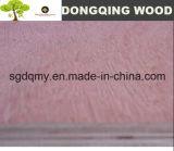 Diversos tipos de madera contrachapada con la cara de Okoume/Bintangor /Pbl/Poplar y la chapa posterior