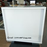 Mobília do quarto Mesa de cabeceira branca alta brilha