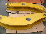 O carregador da roda de Sdlg LG968 parte o braço de balancim 29150007911