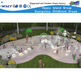 Jeux extérieurs HD-Cusma1605-Wp005 de jeu de l'eau d'enfants au sol de jet de stationnement de l'eau