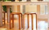 كرسيّ مختبر صلبة خشبيّة كرسيّ مختبر مستديرة ([م-إكس2101])