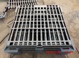Ferro duttile materiale della griglia dell'acqua dell'en 124