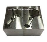 Штанга CNC подвергая механической обработке алюминиевая с резьбой