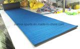 Estera del rodillo de la gimnasia de la estera del levantamiento de pesas de la estera del hogar del rodillo de la alfombra para la gimnasia