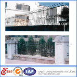 Design装飾的、Security Wrought Iron Fence DesignまたはFencing