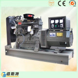 Van het Diesel van Weichai 37kVA Gekoelde Water Begin van de Generator het Elektrische