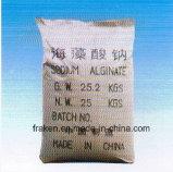 Goma del xantano de la alta calidad y alginato del sodio