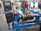 シリンダーおよび管の管のための円のシーム溶接機械