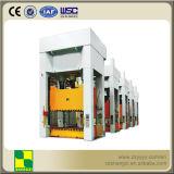 Machine de presse hydraulique d'étirage profond d'action de double de presse hydraulique de quatre fléaux pour la batterie de cuisine