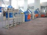 Automatische Plastikbrücke-Strangpresßling-Zeile für Haustier-Ballen