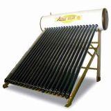 Calentador de agua solar a presión En12976 con la bobina