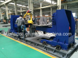 CNC L Typ Schweißens-Stellwerk für Schweißens-Rohr