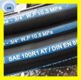 Erstklassige Qualitätsdraht-Flechten-hydraulisches Schlauch LÄRM en 853 1sn
