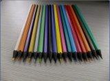 Руководство покрашенное смолаой, рециркулированный черный материальный карандаш (PS-815)