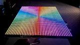 Танцевальная площадка украшения СИД цифров венчания с управлением PC