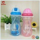 BPA geben pp.-Baby-Stroh-Wasser-Flasche frei