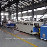 Machine en plastique d'extrudeuse de panneau de mousse de PVC de la Chine pour le compartiment