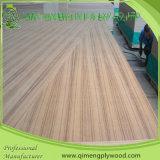 a, madera contrachapada de la teca de Birmania del grado del AA, del AAA para decorativo y muebles