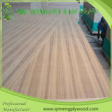 a, AA-, AAA-Grad-Birma-Teakholz-Furnierholz für dekoratives und Möbel