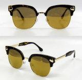 Gafas de sol plásticas de la manera del diseñador a estrenar para las mujeres/señora (DP1181YZ)