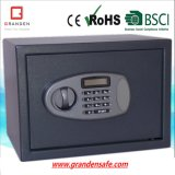 Сейф электроники с индикацией LCD для стали офиса (G-25ELS) твердой