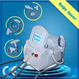 Beweglicher Elight+IPL+Shr+RF+Ndyag Laser auf Verkauf