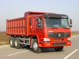 De Steen Sinotruk van de Lading van de Vrachtwagen van de Kipper van de Stortplaats HOWO 371HP