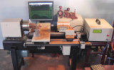 Auto grânulo de madeira que faz a máquina/oração grânulos de madeira que fazem a máquina