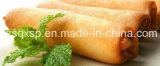 Ressort oblong fabriqué à la main Rolls du légume 15g/Piece Cylinderical de 100% congelé par IQF