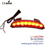 Gehackte Heck-Leuchte des Schutzvorrichtung-Rand-LED