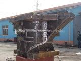 De Gietlepel van het ijzer in Gietende Gietlepels die van de Lijn van EPS de Gietende wordt gebruikt