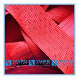 materiale piano dell'imbracatura della tessitura del poliestere 5ton