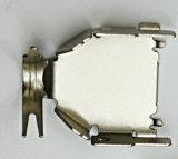 """USB3.0プラグのはんだのタイプMaterial=SPCC-SD T=0.30mm、Underplate銅板全面的な80u """"分"""