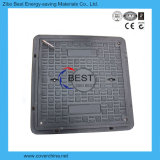 En124 botola quadrata di standard 600X600mm SMC per di fibra ottica